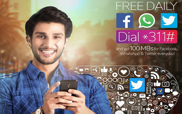 Telenor Social Pack Offer Enjoys WhatsApp, Facebook and Twitter Absolutely Free