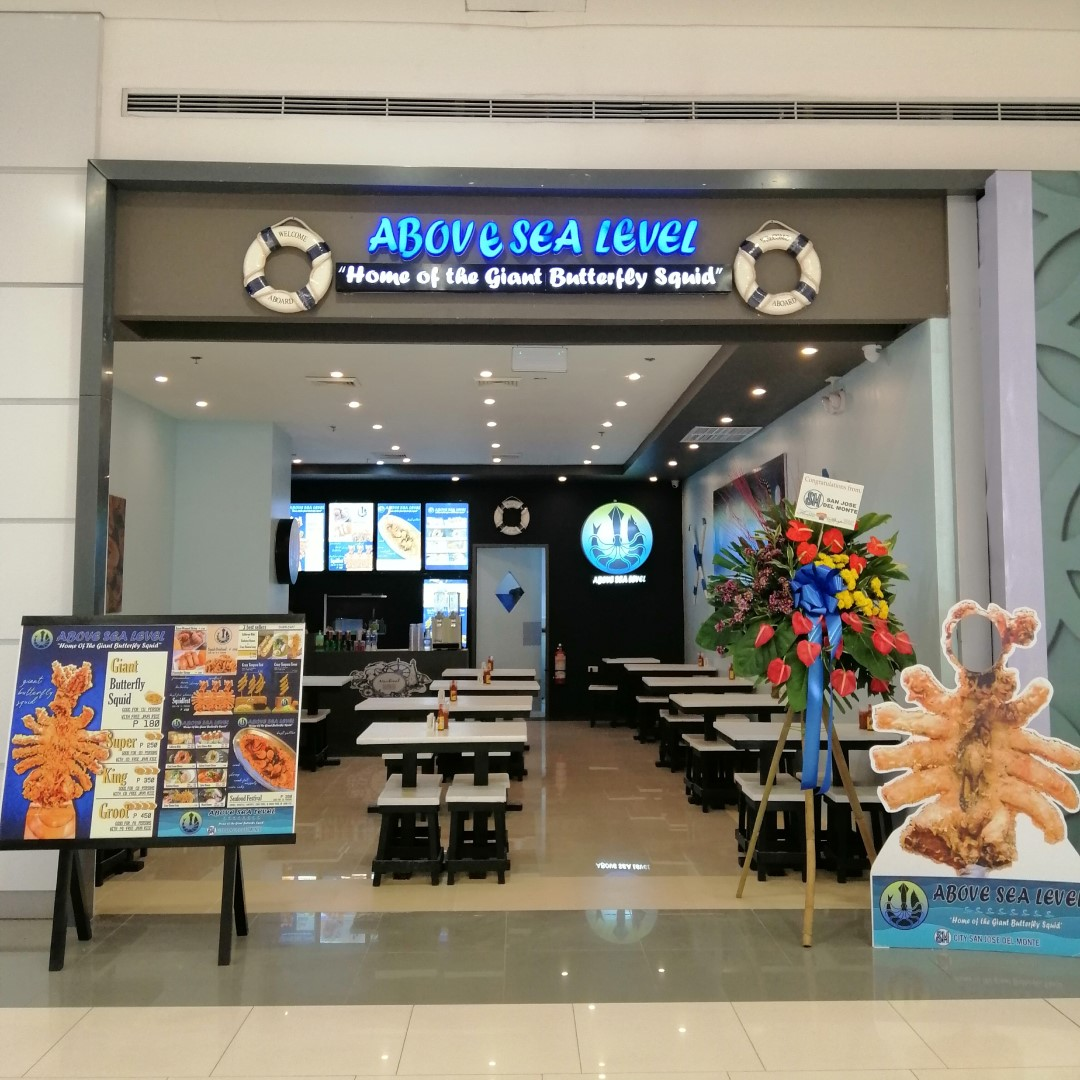 Cool Above Sea Level Opens At Sm City San Jose Del Monte The Download Free Architecture Designs Scobabritishbridgeorg