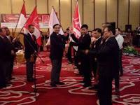 Pelantikan pengurus PSBI cabang Yogyakarta
