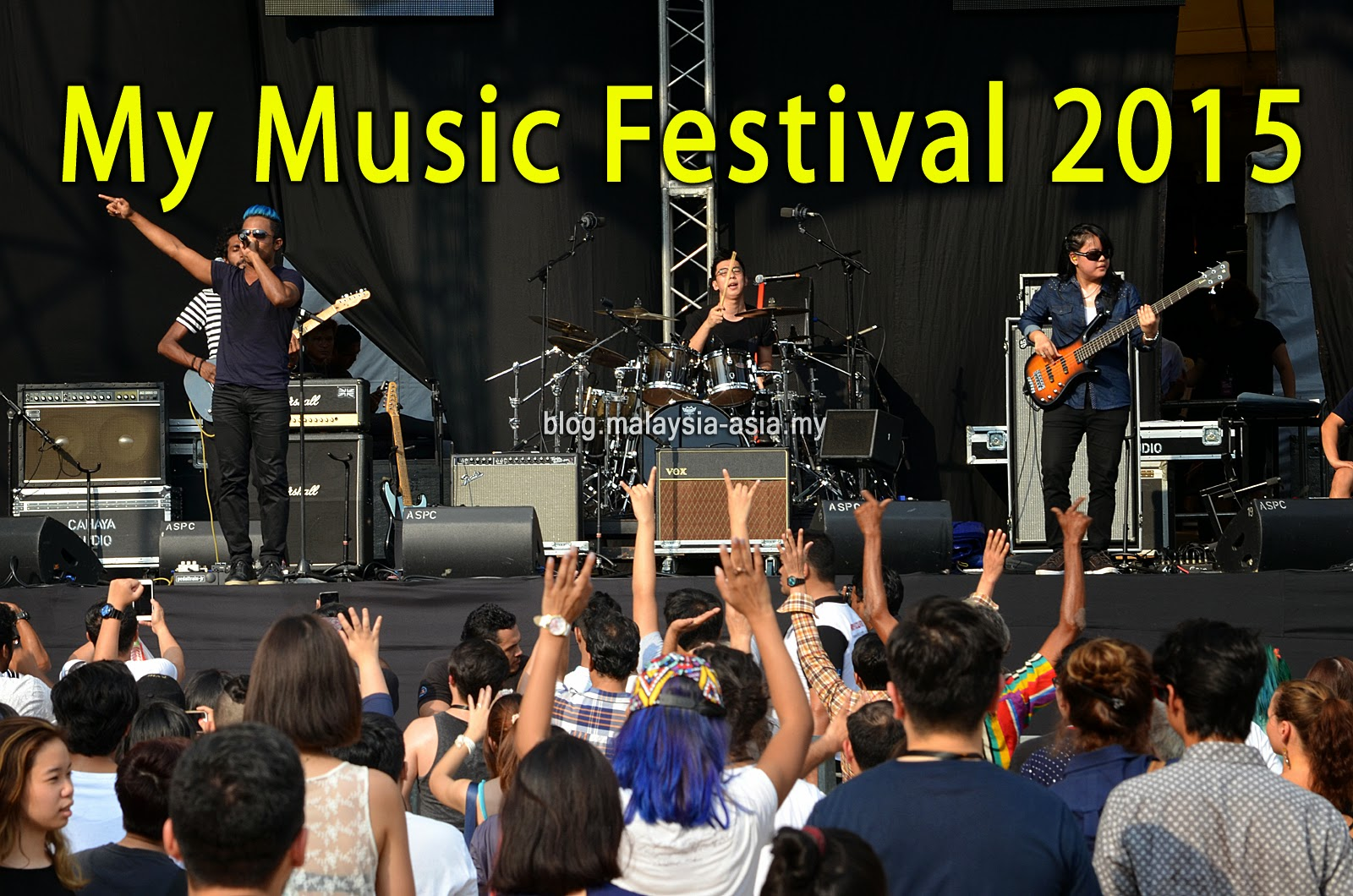 My Music Festival 2015 Malaysia Review