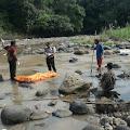 Mayat Pria Tanpa Identitas Ditemukan di Aliran Sungai Cikao