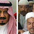 Bongkar... Ini Alasan Raja Salman Menolak Bertemu Habib Rizieq
