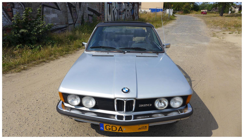 Baurspotting: 1979 320/6 TC1 Baur in Gdansk, Poland Back on Ebay!