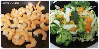 Paleo/Whole30 Shrimp Stir-Fry!