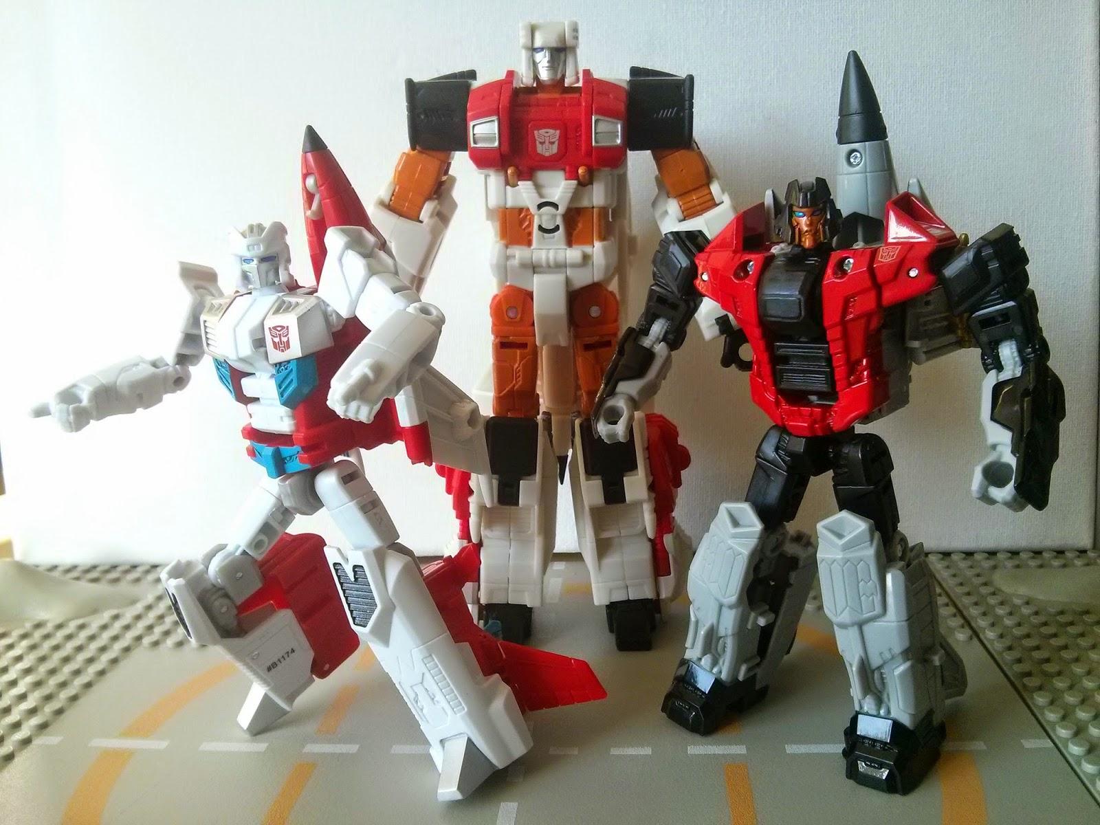 Transformers aerialbots