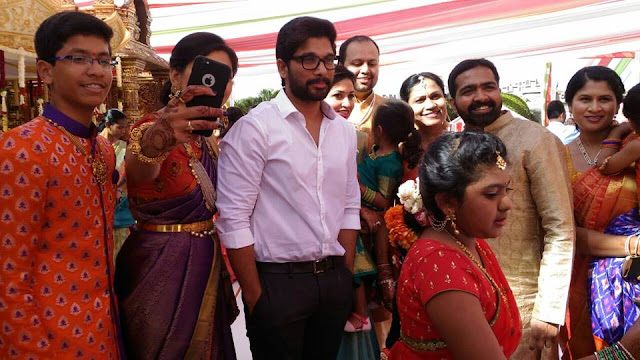 allu arjun new photos at an event