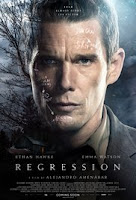 Regression (2016) Poster