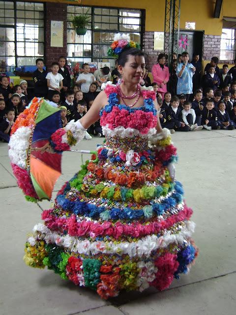 Fastest Music Style Disfraz De Catrina Reciclado