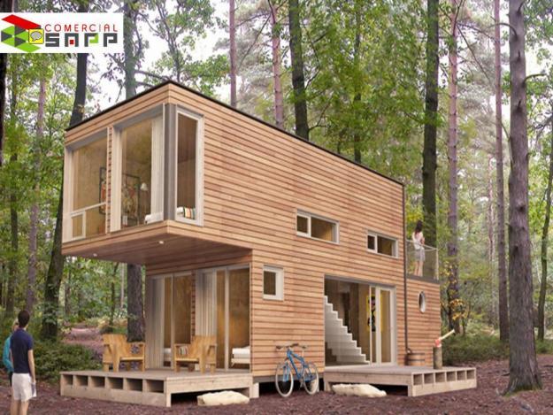 Urbano containers para vivir el dia a dia - Casas prefabricadas de contenedores ...