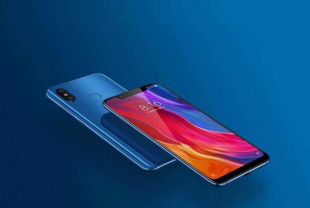Xiaomi Mi 8 (mi.com)