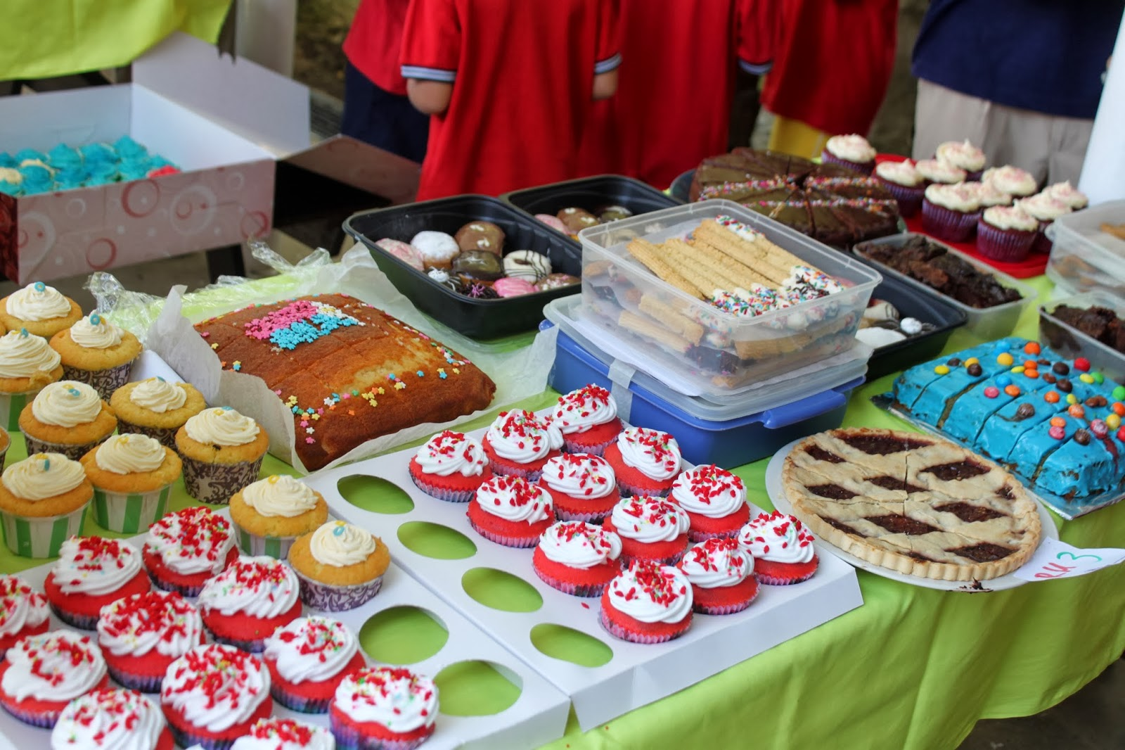 Cake Bake For Charity