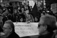 fotografia,valencia,8M,manifestacion