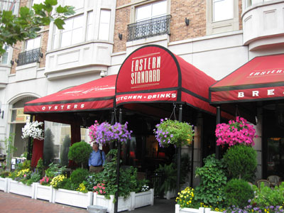 Eastern Standard In Kenmore Square Offers Up Some Of The Best People Watching You Ll Find Anywhere With Shaded Tables For Sunniest Days And Overhead
