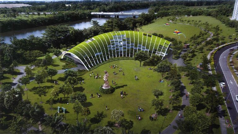 4 new mega childcare centres to be built, including first in a park