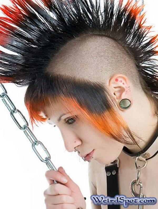 Incredible Long Short Hairstyles Beautiful Crazy Long Hair Styles Woman Hairstyles For Men Maxibearus