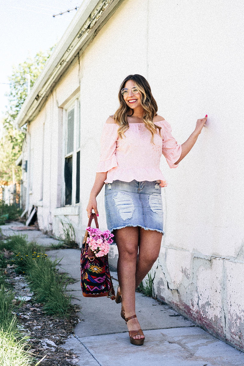 what to wear this summer, cute summer outfit, utah blogger