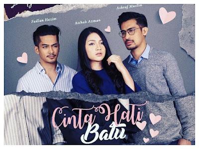 Sinopsis Drama Cinta Hati Batu (TV3)