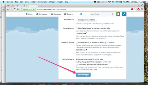 How to Make Twitter Unprivate