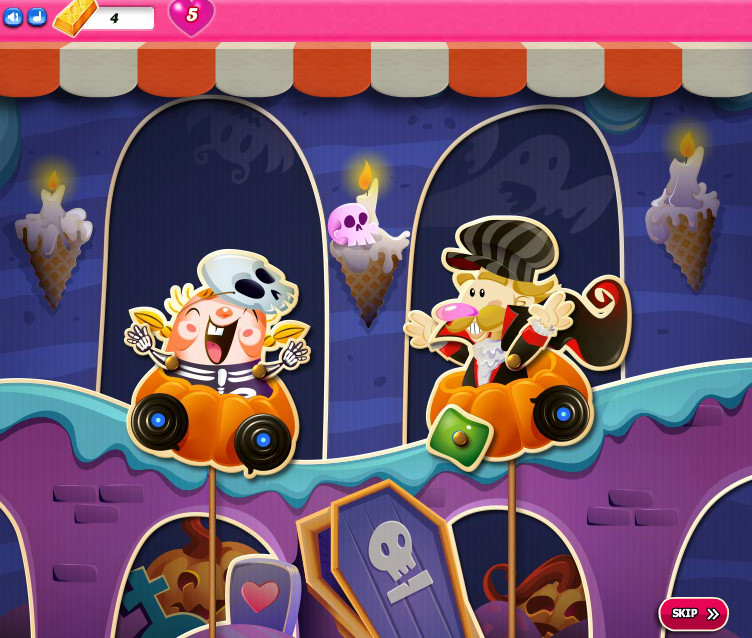 Candy Crush Saga 2046-2060