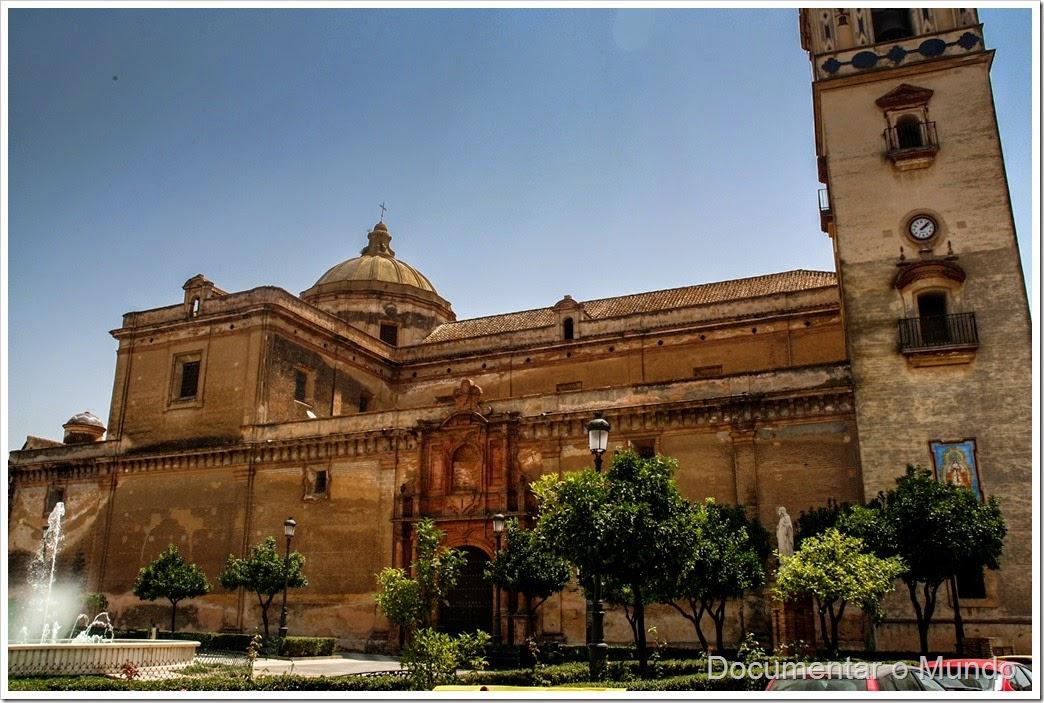 Igreja de Nuestra Señora de la Granada, Lugares columbinos, Moguer, Espanha