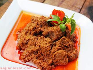 Resep Masak Rendang Daging