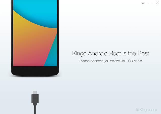 Kingo Android Root indir Tek Tıkla Root Atma Programı
