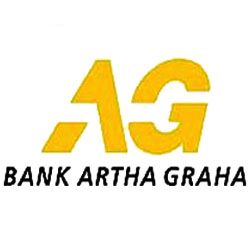 Logo PT Bank Artha Graha Internasional