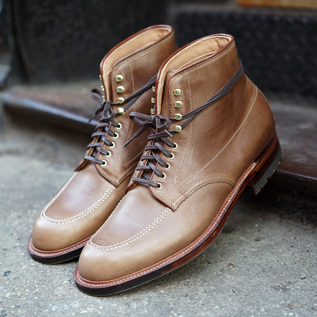 Nail Your Alden Sizing A Styleforum Reference
