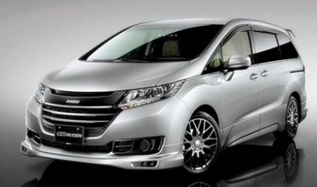 2016 Honda Odyssey Canada Release Date