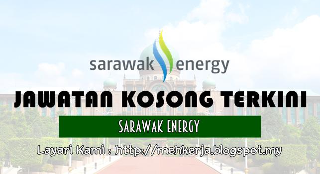 Jawatan Kosong Terkini 2016 di Sarawak Energy