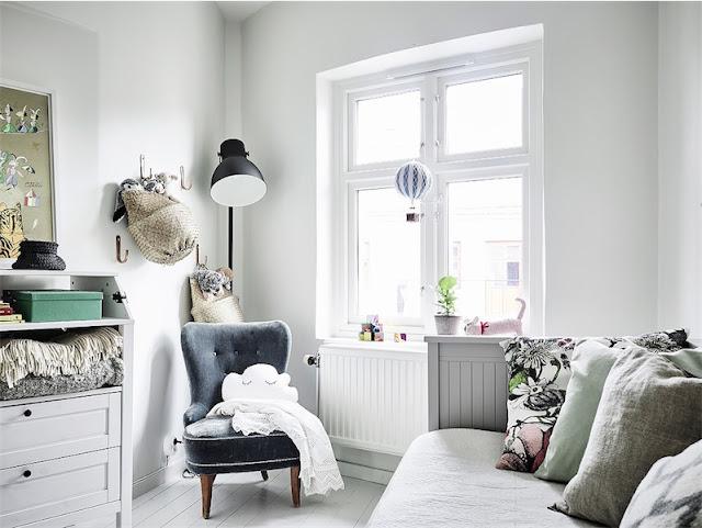 dormitorio infantil escandinavo chicanddeco