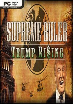 Supreme Ruler Trump Rising PC Full Español