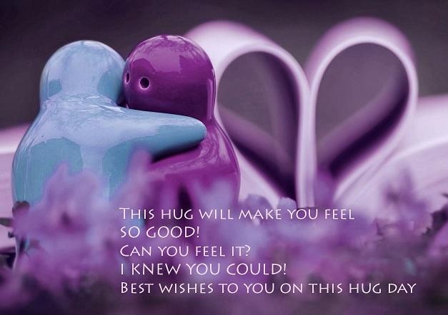 Hug Day Trust Whatsapp Status DP