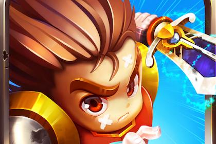 Soul Warrior Fight Adventure v1.5 Mod Apk IAP Cracked Update Terbaru Full Offline