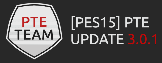 PTE Patch 8.4 Final for PES 2015 Season 2015/2016