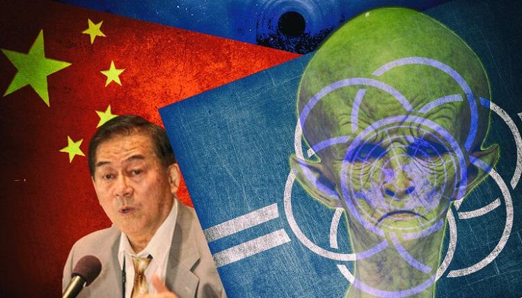 O oficial chinês revela que alienígenas e OVNIs são reais