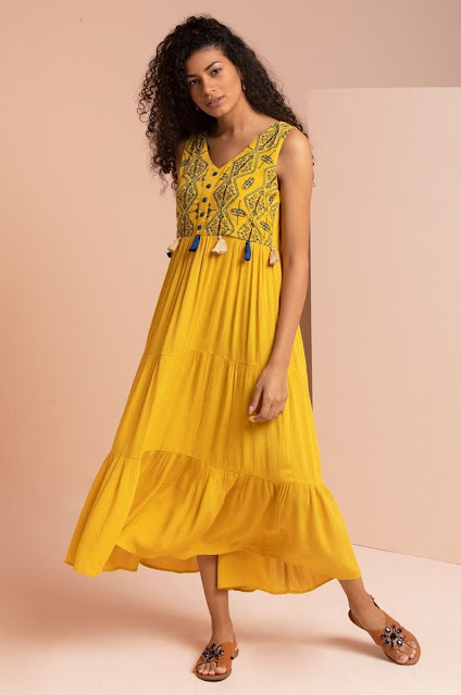 Bring Effervescence in Your Life with Dynamic Dresses 3