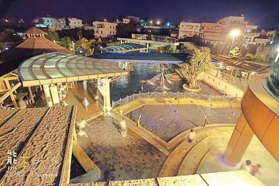 金湧泉溫泉會館大眾池