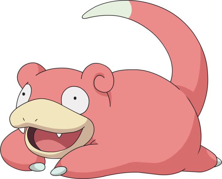pokémon psíquico slowpoke