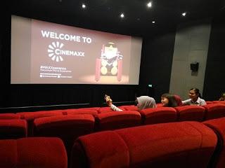ruang bioskop cinemaxx