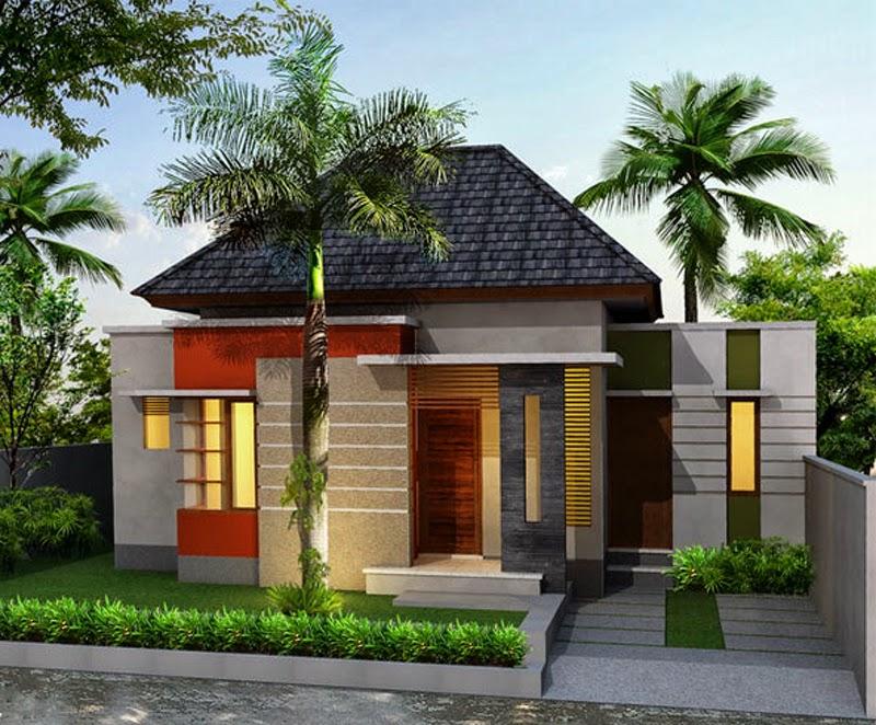 Rumah Minimalis Type 21 Tingkat - Desain Rumah Top