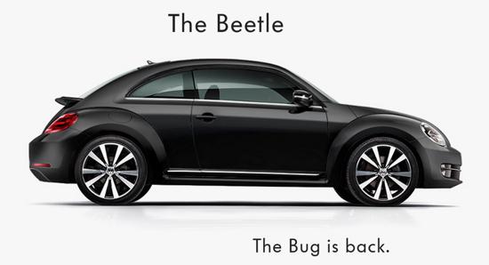 Volkswagen Beetle 2015 - Black