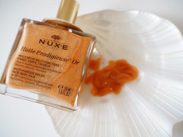 Nuxe Shimmer Oil