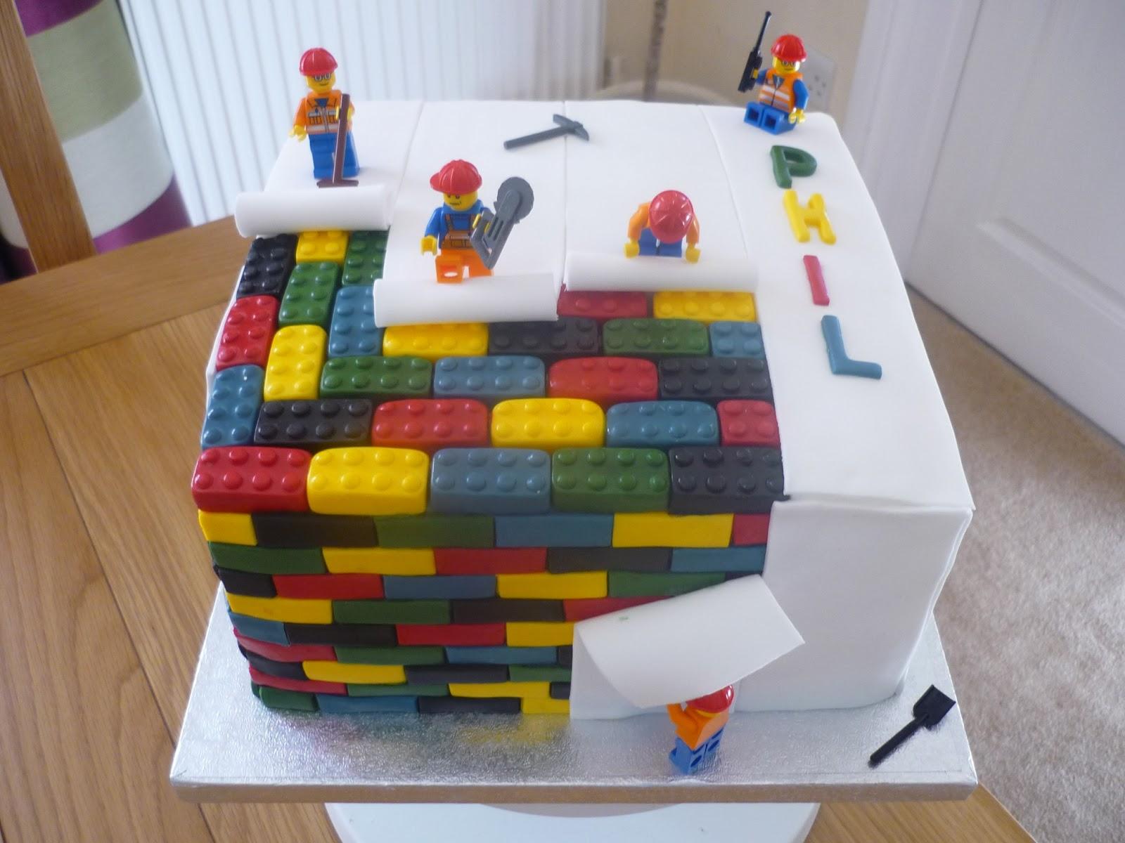 Lego Brick Cake Pan