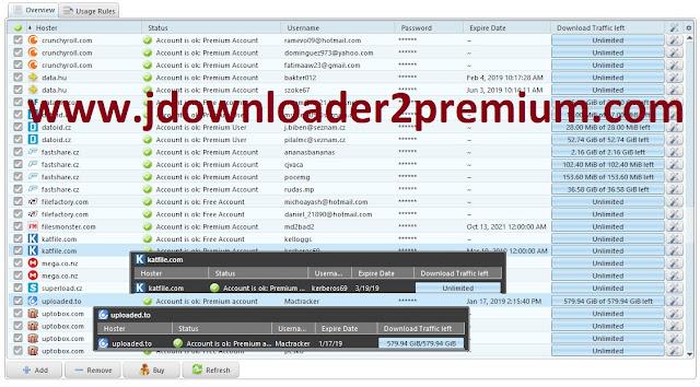 Download uploaded to premium free