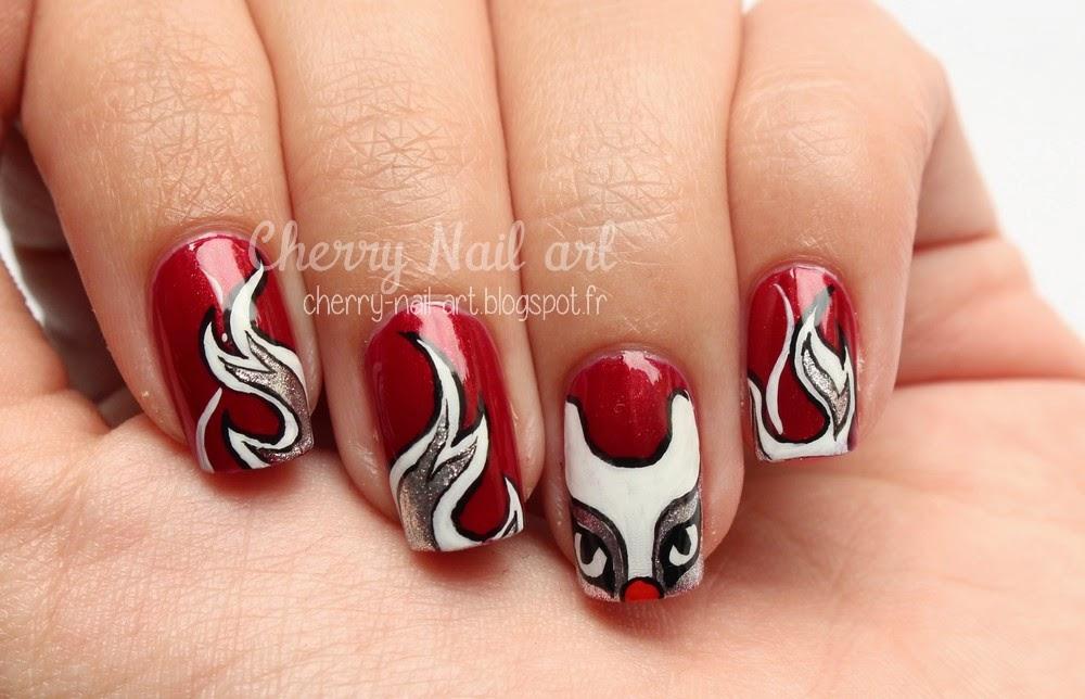 nail art renard