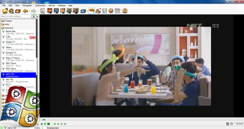 Download ProgDVB 7 Pro (Nonton TV) Full Version