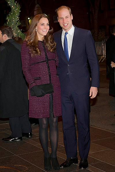 Prince William and Duchess