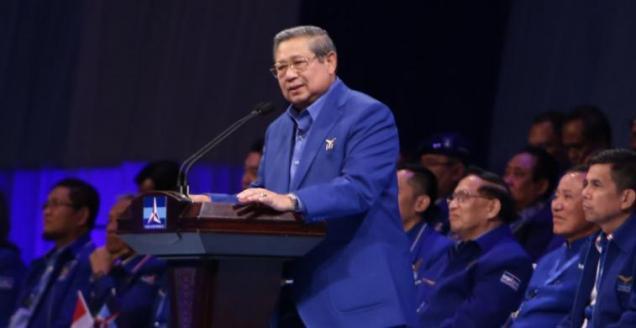 Menurut SBY, Agus Ditakdirkan Tuhan Bernasib Sama seperti Dia