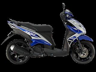 Rekomendasi motor matic terbaik tahun 2016